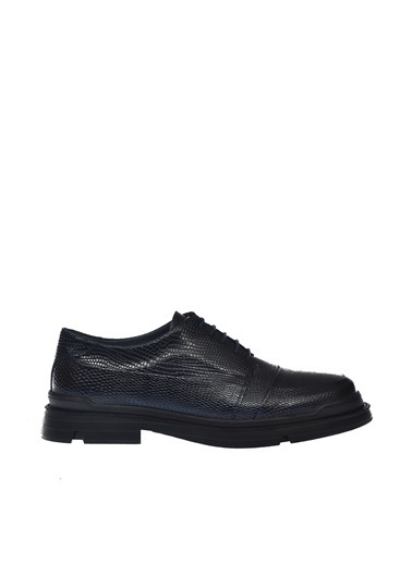 Dr.Flexer 522401 HakıkıDerıErkek Comfort Ayakkabı Lcv Açma Lacivert